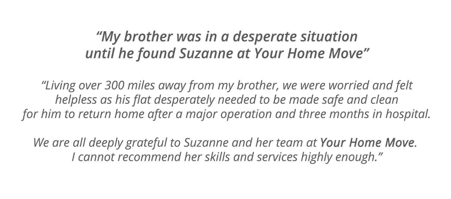 Your Home Move testimonial