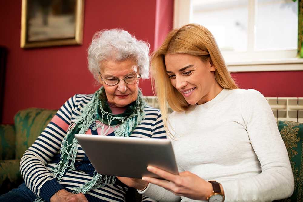 Home safety tips for people living with dementia