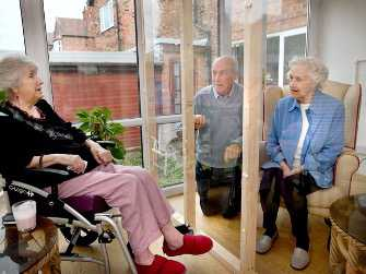 New guidance on care home visits after May 17th