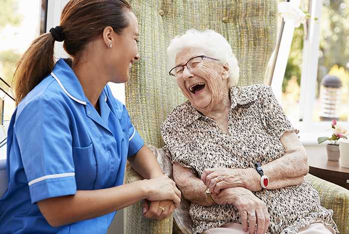 """How do I find the best care home near me?"" and answers to other elderly care questions."
