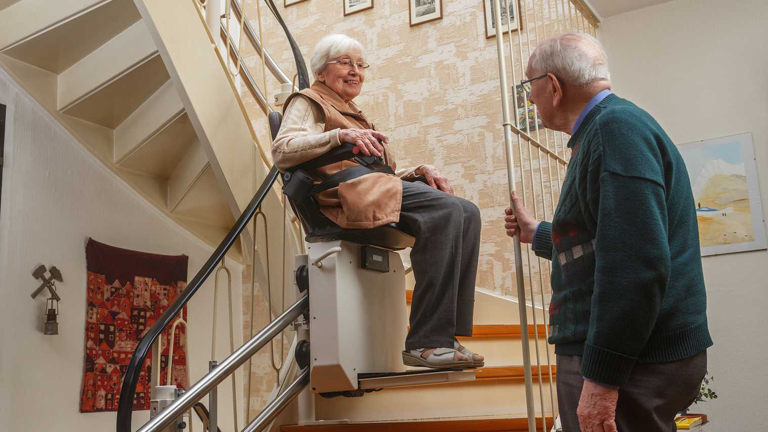 The difference between Home care and Live in care services